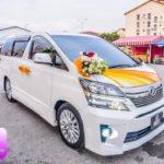 Vaharsha wedding car rental