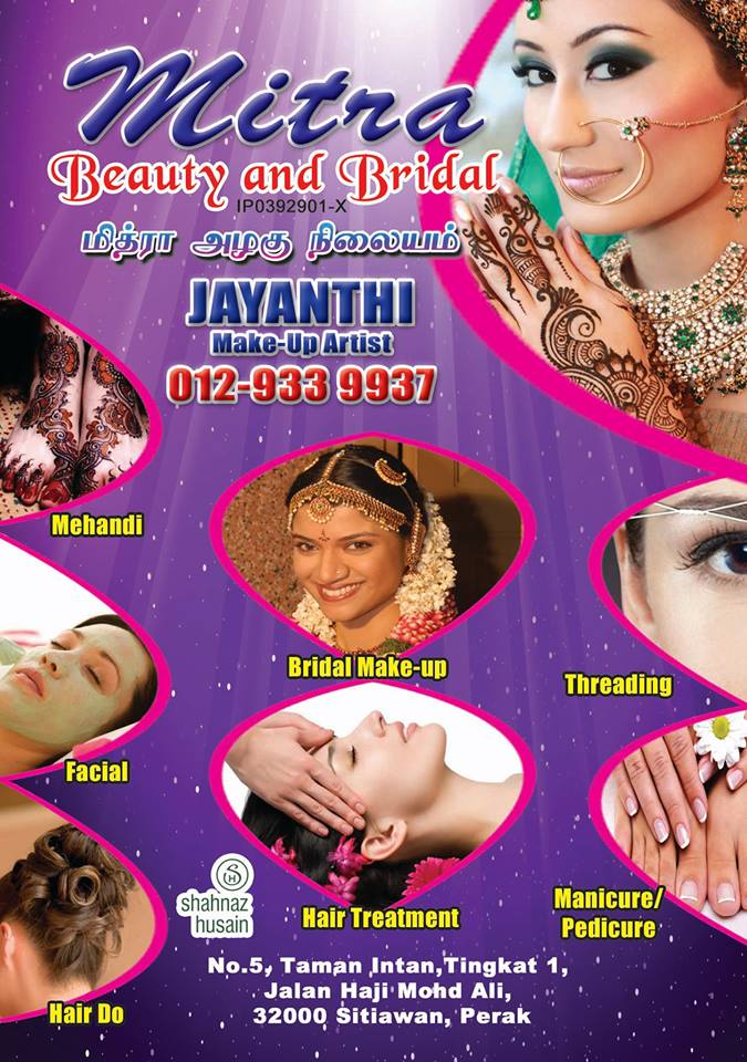Mitra Beauty & Bridal