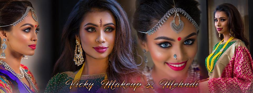 Vicky Makeup & Mehndi