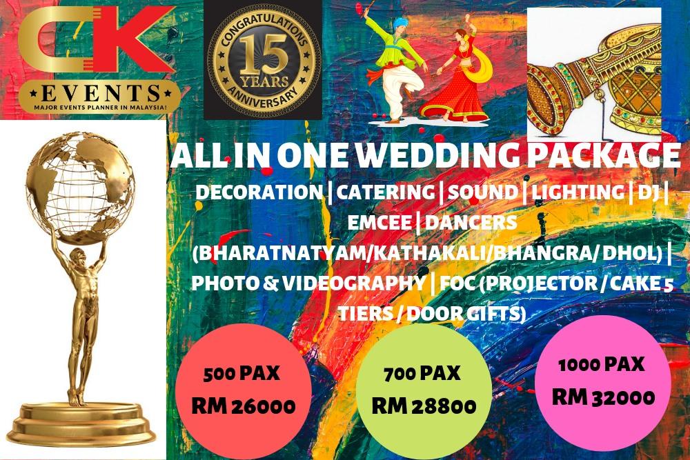CK Events Management