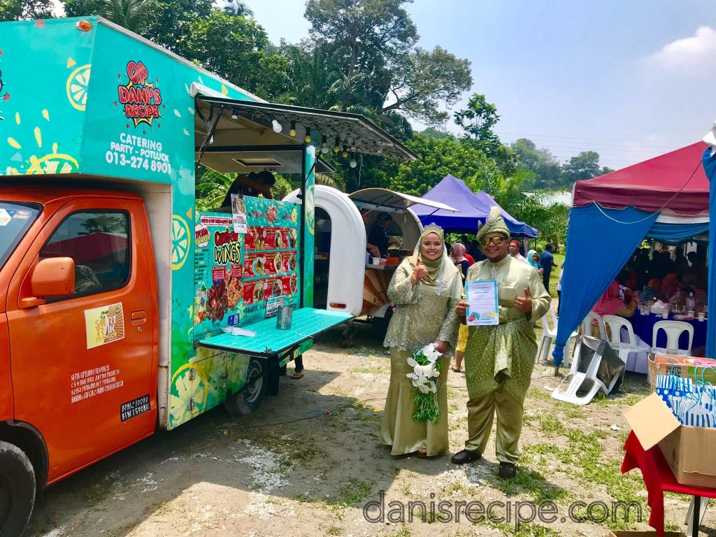 Dani's Recipe Putrajaya – Catering & Events
