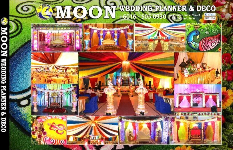 Moon Wedding Planner & Deco