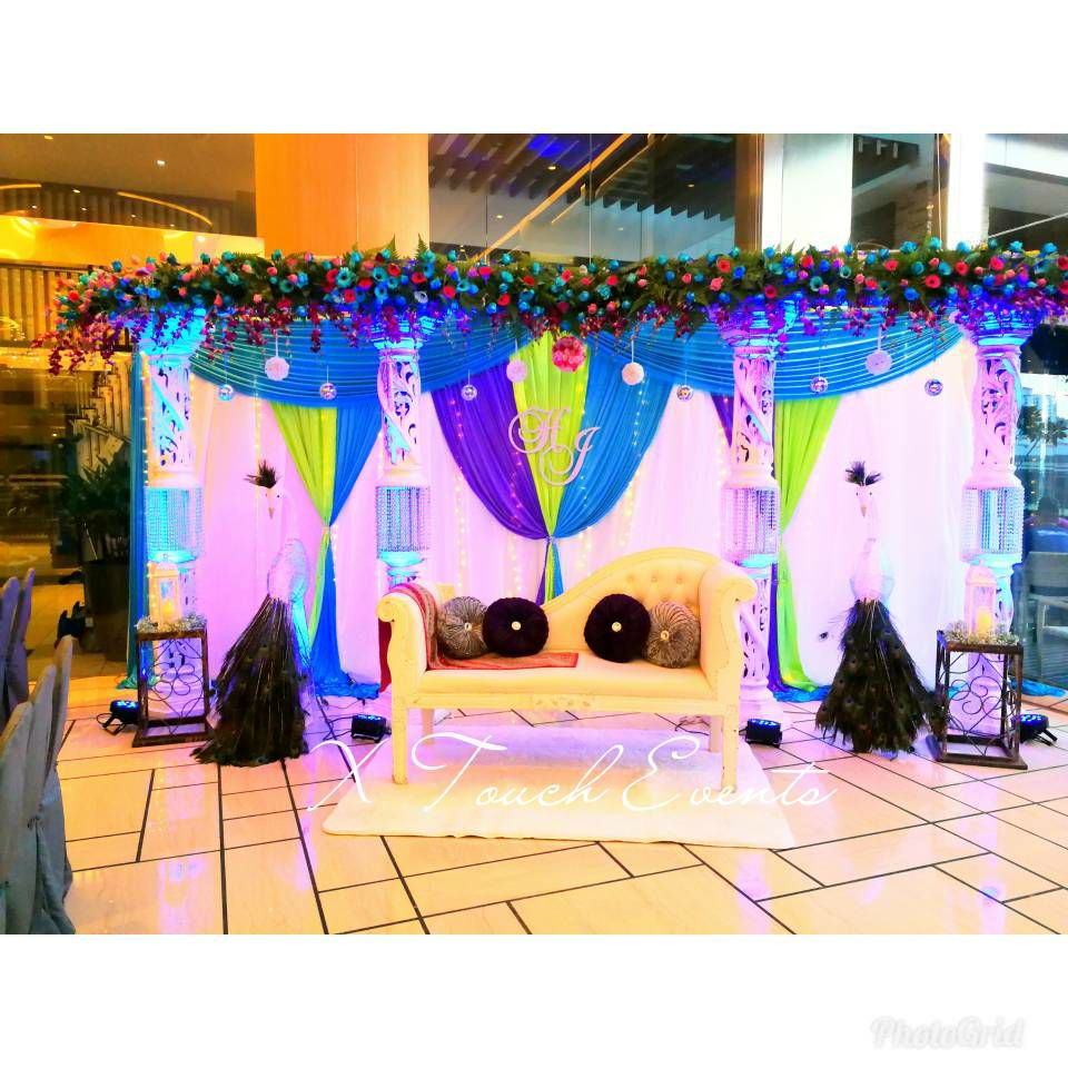 X Touch Events