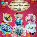 Devas bouquet beauty bridal event