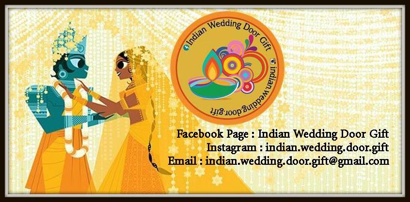 Indian Wedding Door Gift